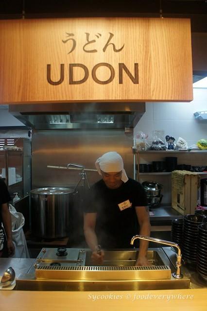 1.udon & tempura kodawari menya @ one mont kiara