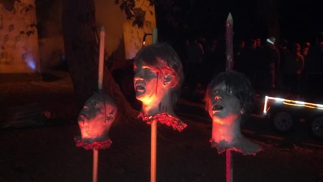 Los Angeles Haunted Hayride 2014