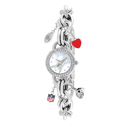 Houston Texans Charm Series Watch