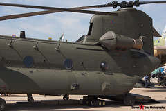 ZA714 - M7005 - Royal Air Force - Boeing Vertol CH-47 Chinook HC2 - Fairford RIAT 2006 - Steven Gray - CRW_1381