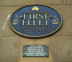 Photo of Blue plaque № 12663