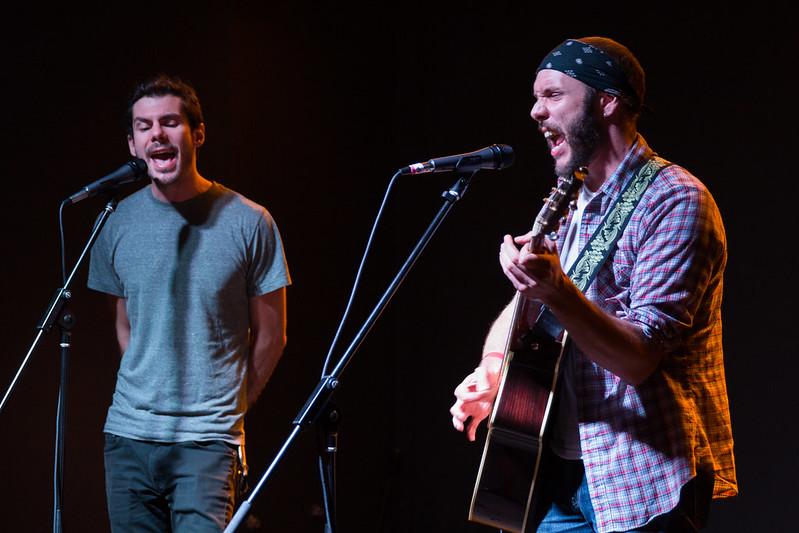 Rock, Paper, Dynamite at Vega | 10-26-2014