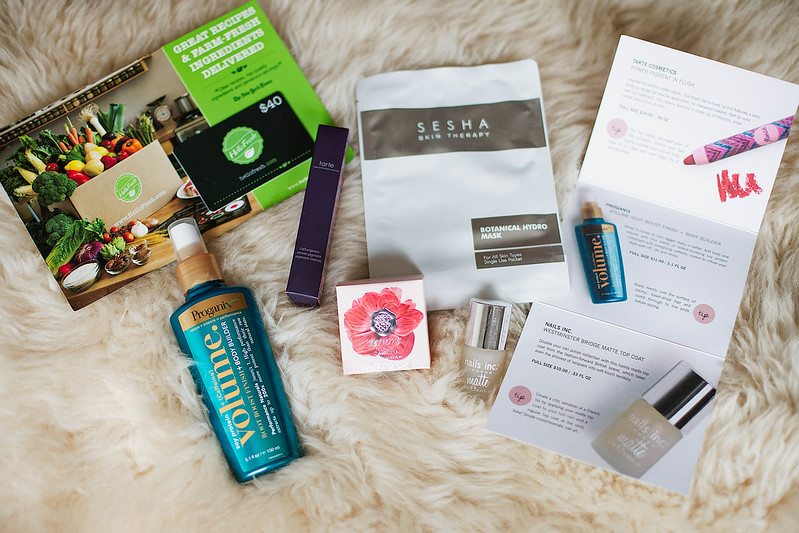 cute & little blog | fashion and beauty blog | glossybox luxury beauty box october 2014 review
