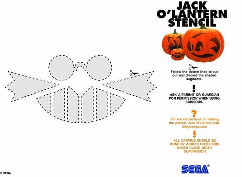 SEGA Halloween - Eggman