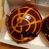 Halloween Krispy Kreme doughnut!!