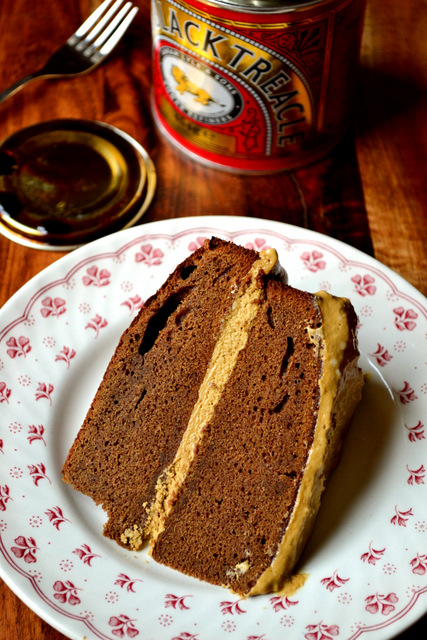 Chocolate Treacle Cake Recipe