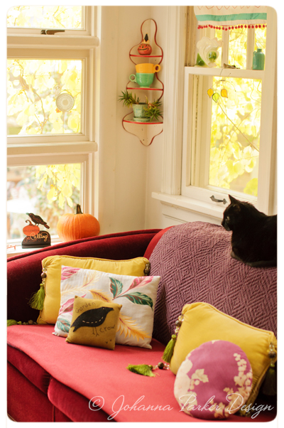 Halloween-Sunroom