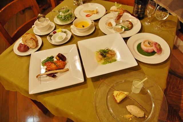 5000円menu