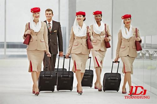 Đồng phục tiếp viên hàng không các nước, hãng ĐẸP nhất 8