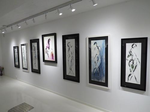 Lise Birkeland: bilder og skulpturer