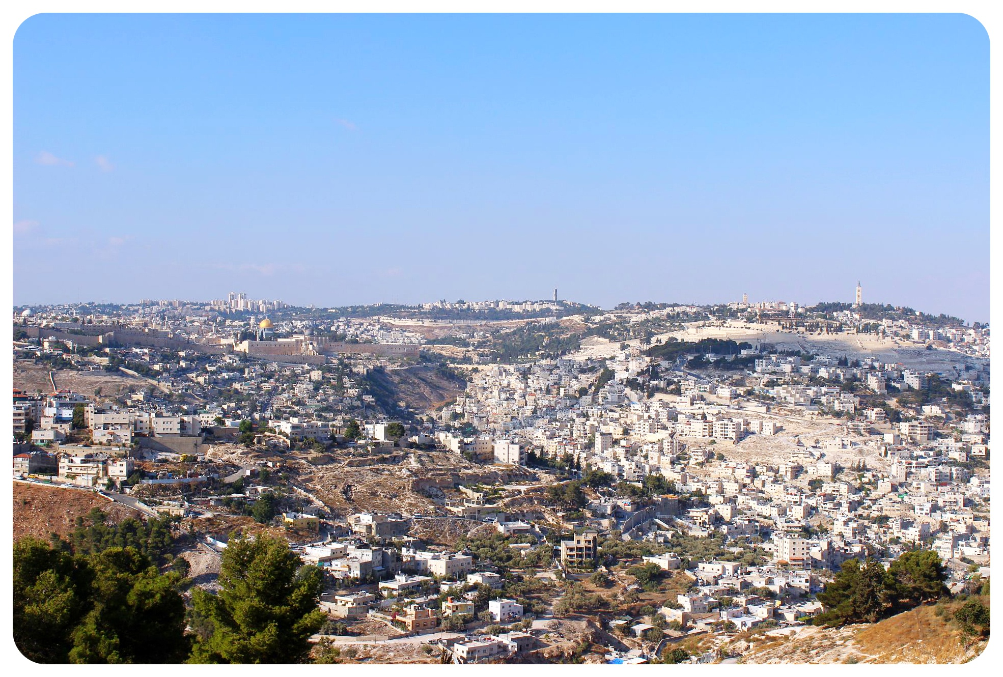 jerusalem viewpoint