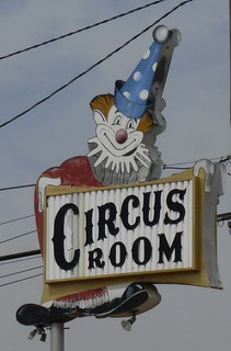 THE CIRCUS ROOM AMARILLO TEXAS ROUTE 66
