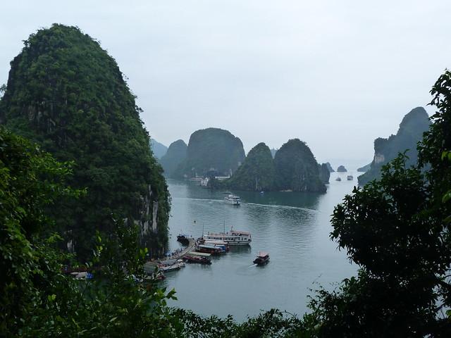 Bahía de Halong (Vietnam)