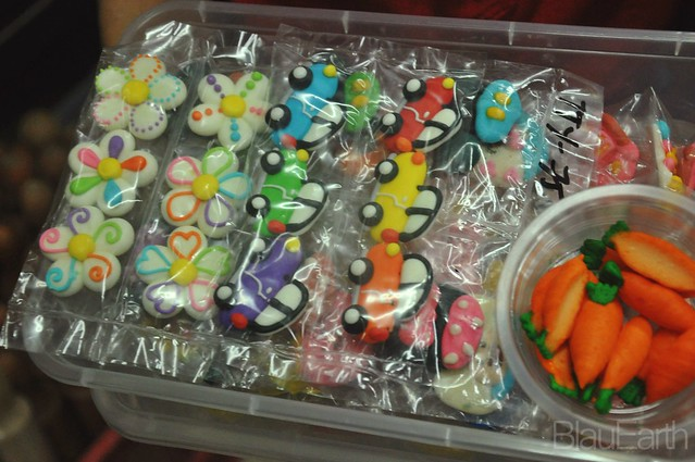 Cake Candies