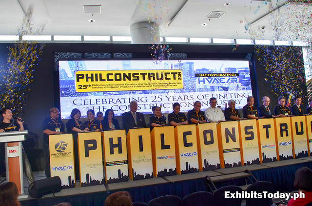 25th PhilConstruct Opening Ceremony