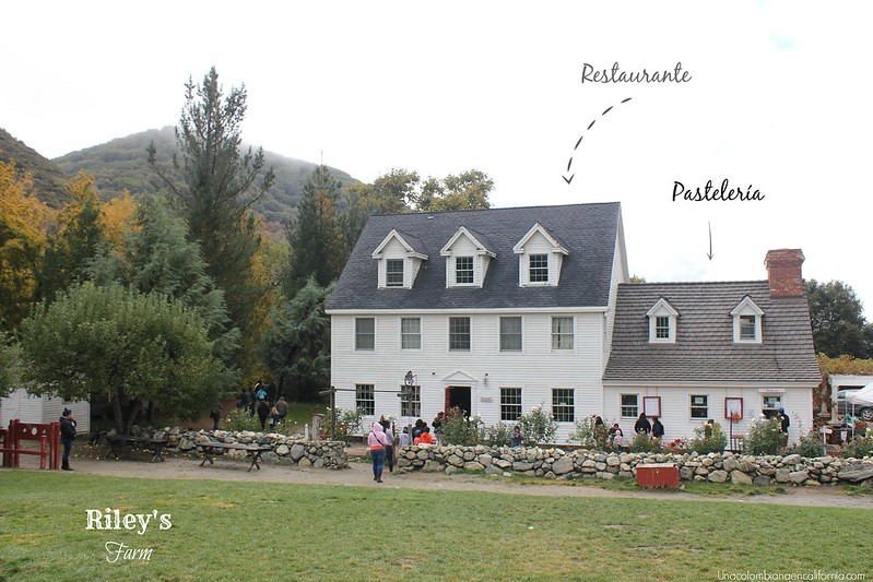 Temporada de manzanas Oak Glen Riley's Farm