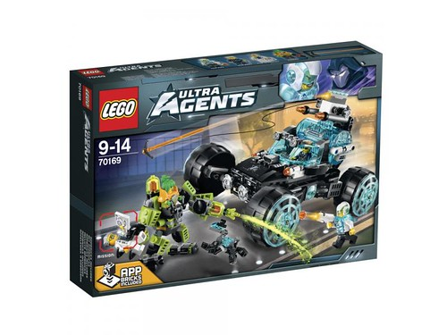 LEGO Ultra Agents 70169