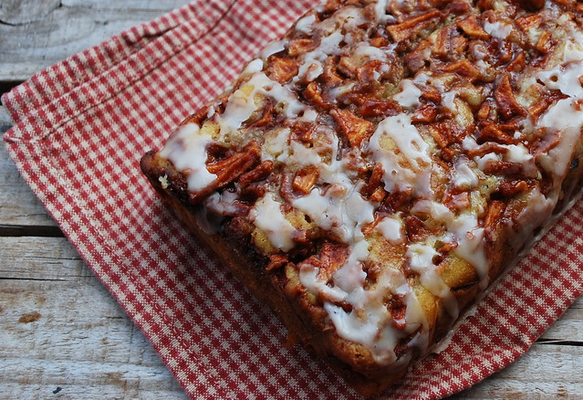 Apple Fritter Bread 3