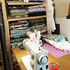My current situation...Took a sewcation day! #Sewing #mysidehustle #sunshinestate #home #apparel #costume #itswhatilovetodo