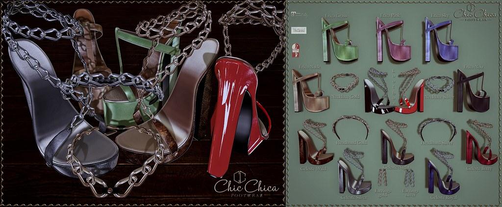 ChicChica @ Lootbox soon - SecondLifeHub.com