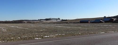Driftless Landscape (Trempealeau County, Wisconsin)