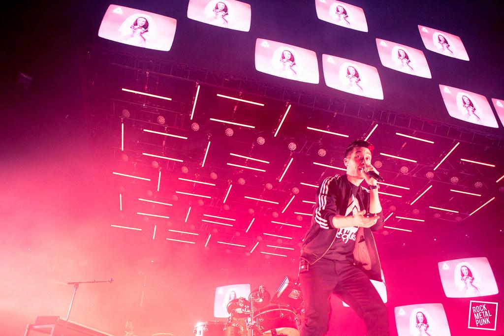 28.03.2017 // Bastille @ Agganis Arena // Shot by Matt Howard