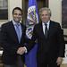 Secretary General Meets with Governor of Venezuelan State of Miranda