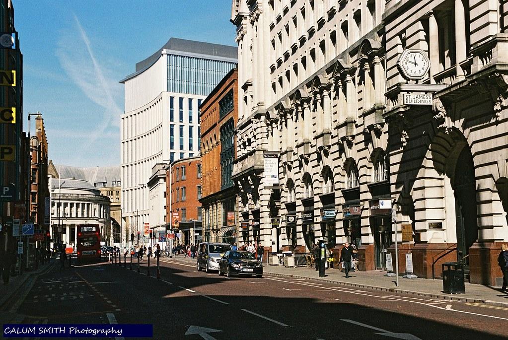 Hotels Near Midland Hotel Manchester