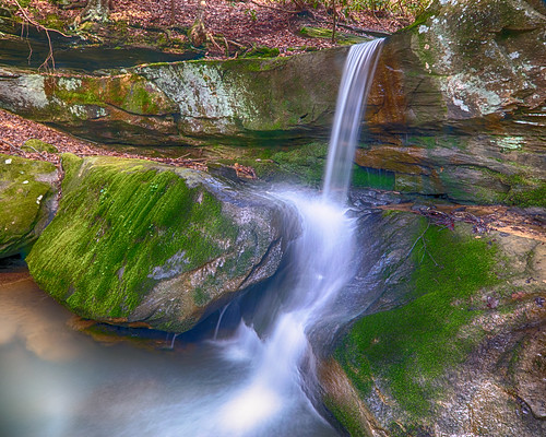 morgan county kentucky waterfall