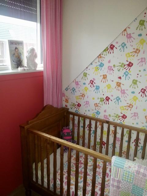 Babykamer landelijk