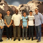 Perez Zeledon Students Represent Costa Rica as Part of the Program #YouthAmbassadors in the United States
