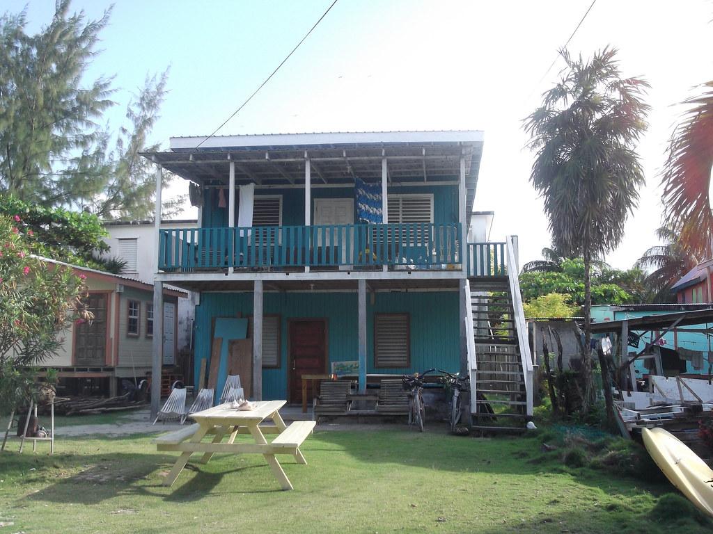 Caye Caulker Alayna Ocean Views At Popeyes Beach Resort