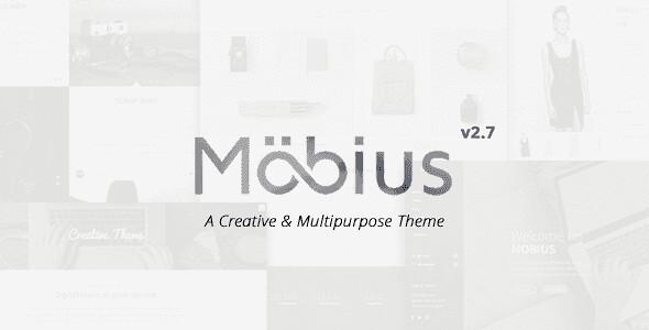 Mobius WordPress Theme free download