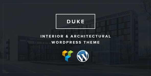 Duke WordPress Theme free download
