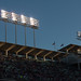 Lights at Dodger Stadium
