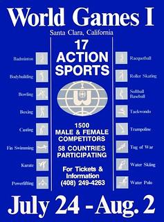 TWG 1981, Santa Clara (USA)