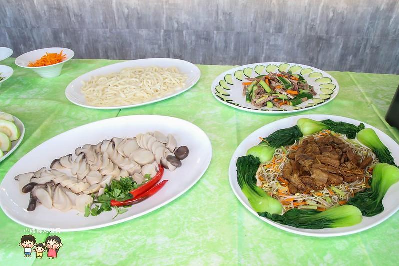 台中素食吃到飽 040