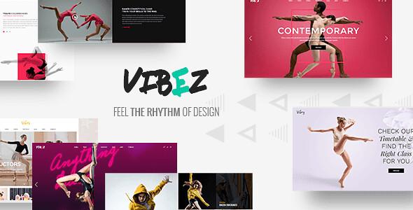 Vibez WordPress Theme free download