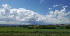 La campagna marchigiana tra Montemarciano e Chiaravalle, uno spettacolo!  #landscape #panorama #marcheforyou #marchetourism #igersancona #igersmarche #igers #ig_italia #ig_ancona #ig_marche #destinazionemarche #yallersitalia #yallersmarche #volgomarche #v