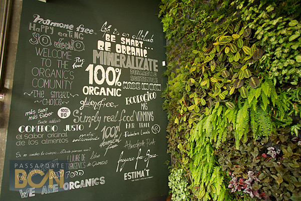 Organics, Barcelona
