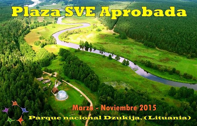 Plaza SVE aprobada Letonia
