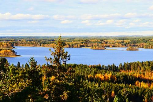 nature finland karstula