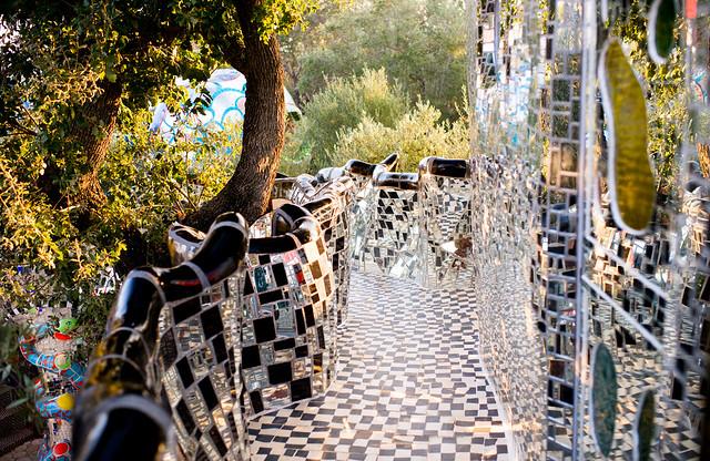 Flickriver most interesting photos from niki de saint - Niki de saint phalle le jardin des tarots ...