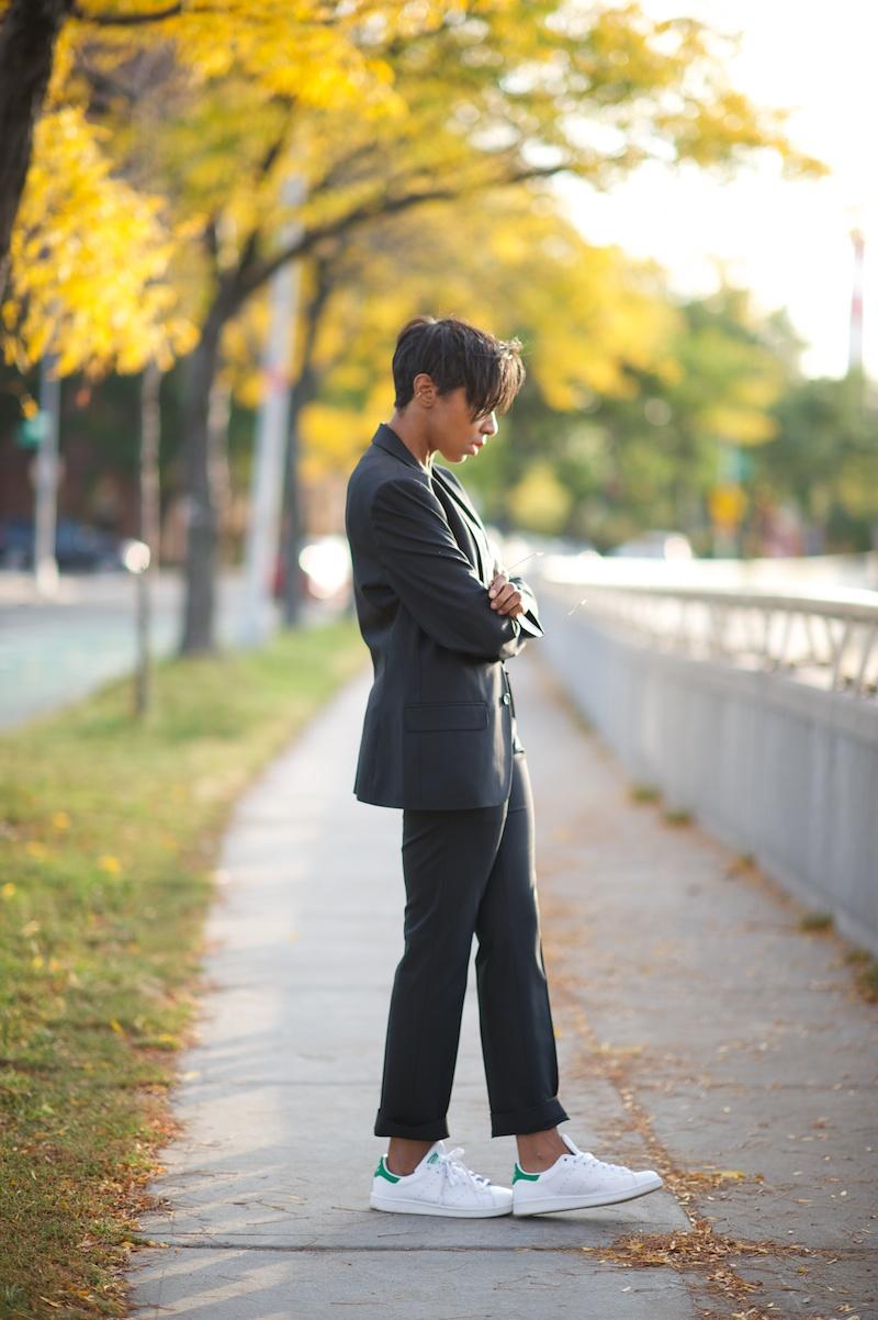 skinny cut mens suit