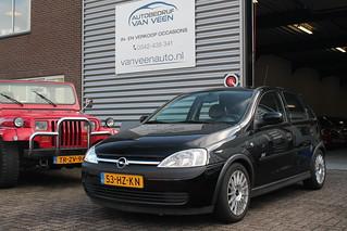 Opel Corsa - 1.4 16V Sport 5drs