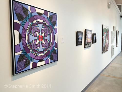 """""""Metamorphosis"""" in the Banana Factory Resident Artist Annual Exhibition Pt. 1 09/14"""