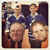 #goleafs #theseguys #kessel #carlyle