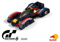 Red Bull X2010 Concept Racer (Grand Turismo 6)