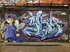 Sky High graffiti, Leake Street