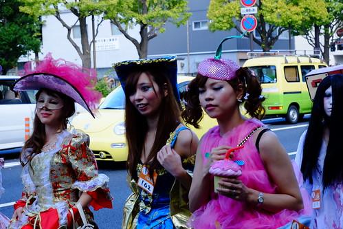 Kawasaki Halloween parade 2014 21
